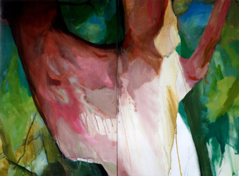 Ungezähmte Natur: Ingrid Krueger-Kastenholz