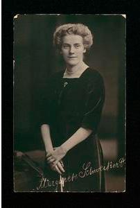 Margarete Schweikert 1909, Nachlass BLB