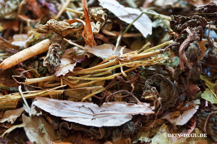 Blättermischung
