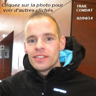 Olivier Magne sur le podium
