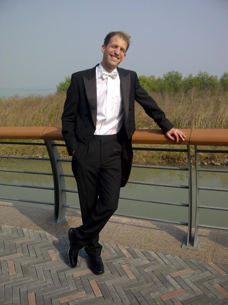 Chinatour mit den Berliner Symphoniker, Shenzhen 2013