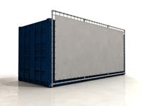 Containerrahmen