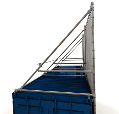 Containerrahmen Detail