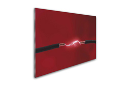Frametex LED, Wandbild hinterleuchtet