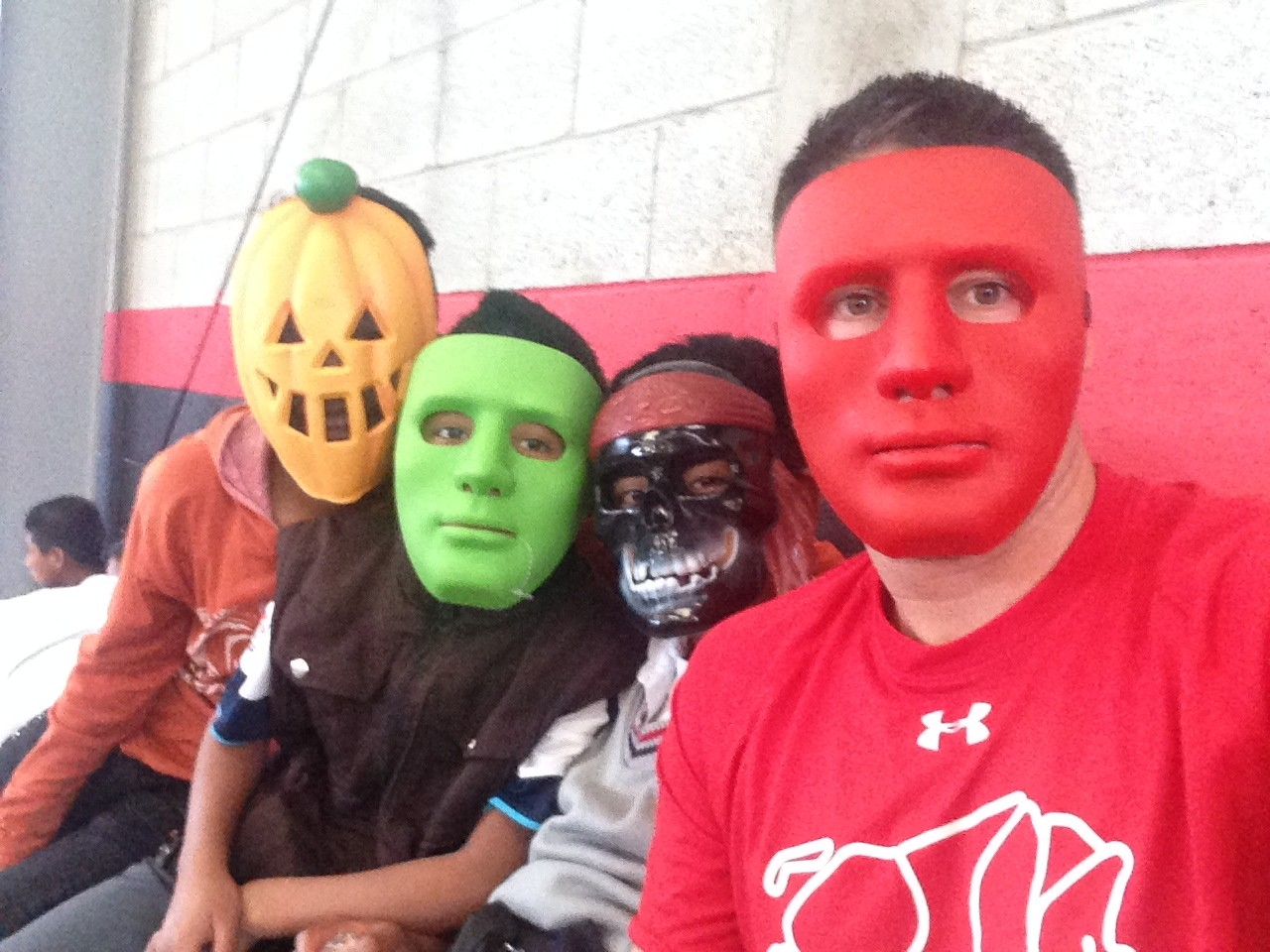 halloween at the academy