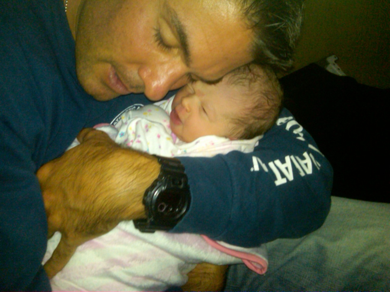 dad and luci