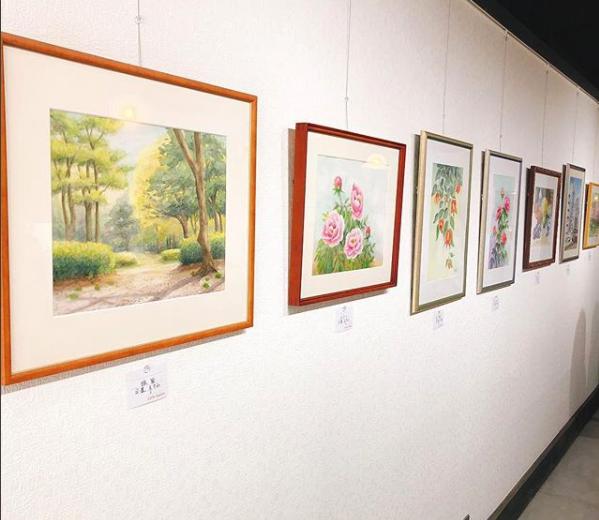 2018年5月展示 ユーカリ展:画廊カフェリトルギャラリー|大阪市住吉区長居のカフェスペース