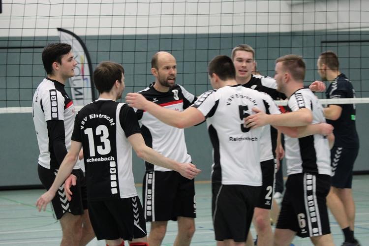 Heimsieg der Herrenmannschaft gegen Oelsnitz