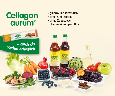 Cellagon Aurum für deine Gesundheit