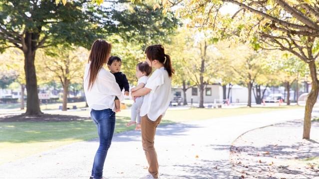 ママ友に家庭のことを話せない2つの理由(1)