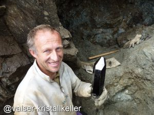 Walter Casutt Strahler Vals Schweiz
