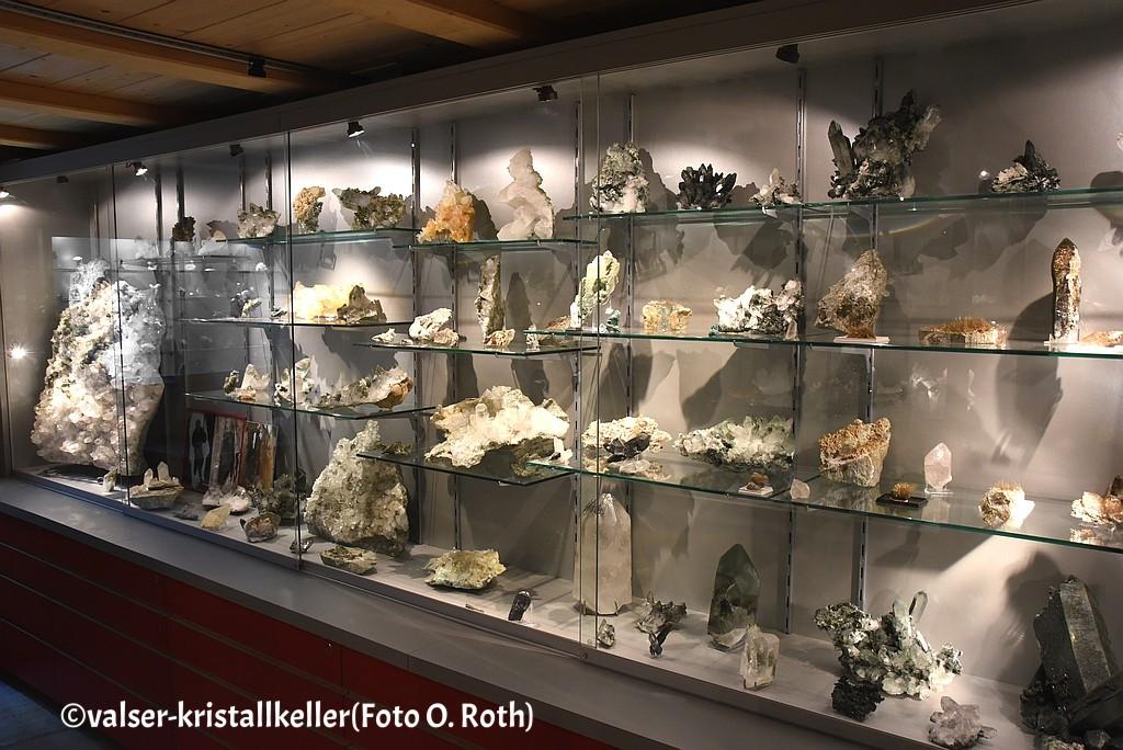 Sammlung Museum Vals Graubünden Schweiz
