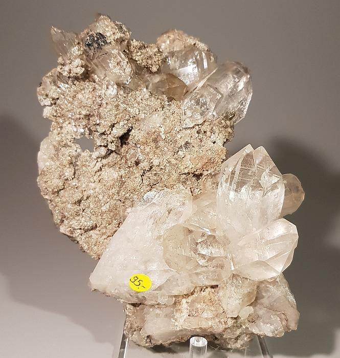 Bergkristall Sedrun