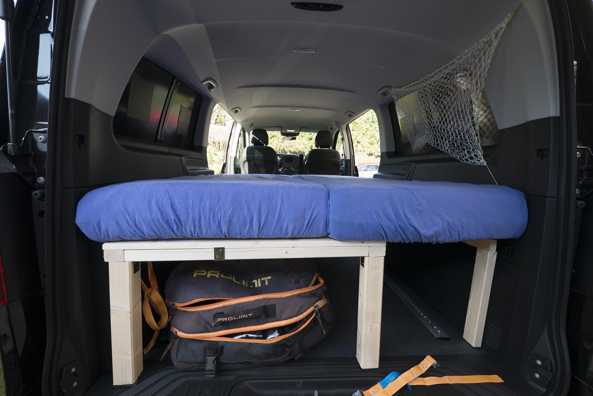 Mercedes-Benz Vito Surfvan Ausbau