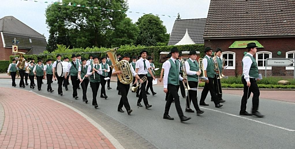Schützenfest Erle 2018