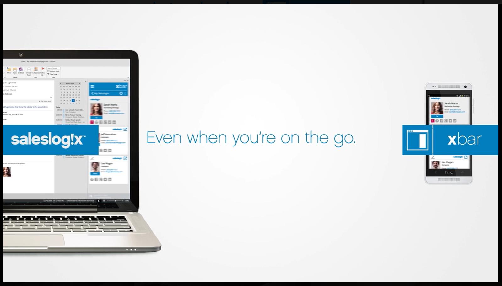 Genießen Sie die gleiche ausgezeichnete Oberfläche wie in Ihrem mobilen Client