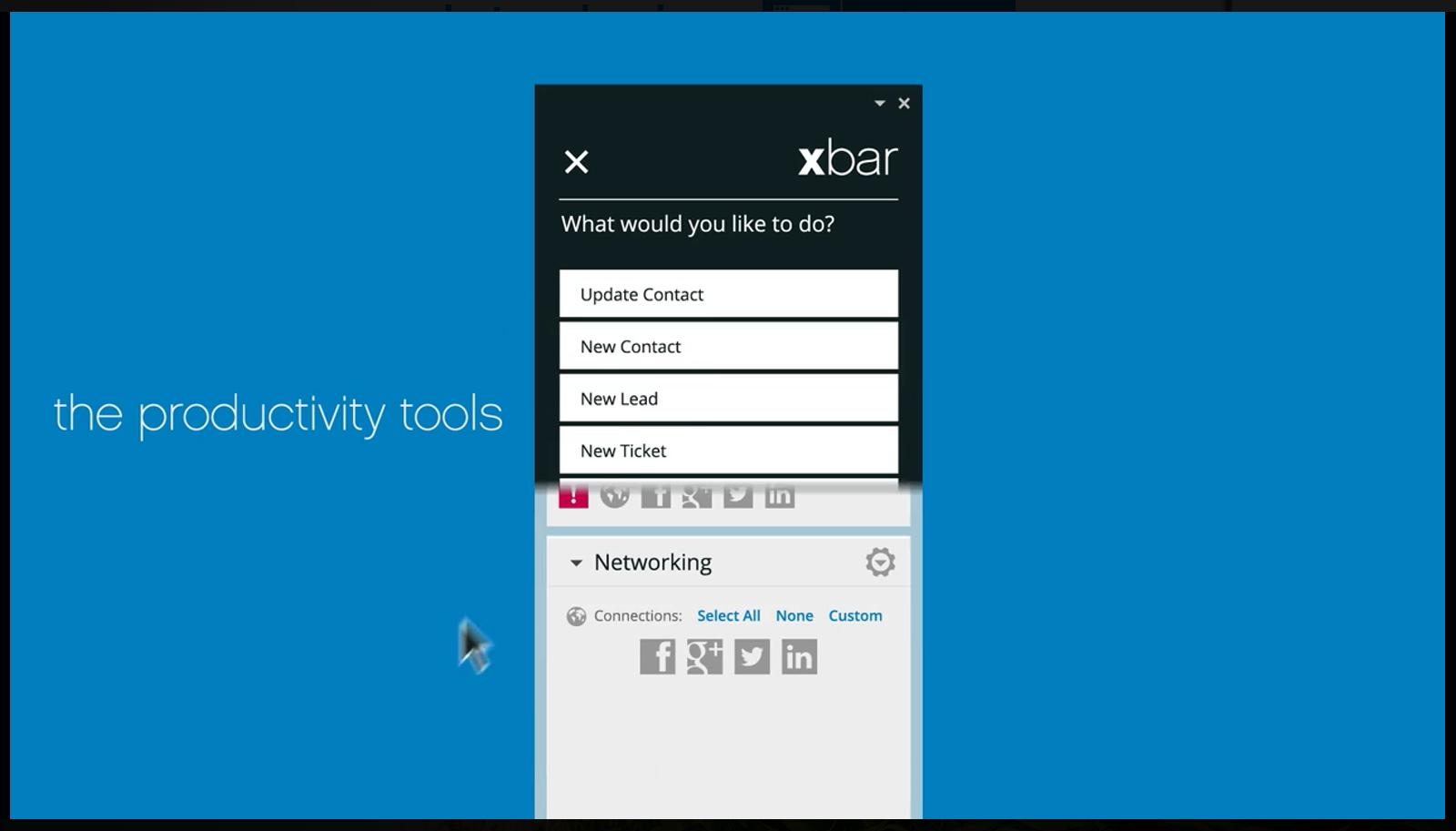 Steuern Sie Ihre Prozesse über Outlook in Infor CRM