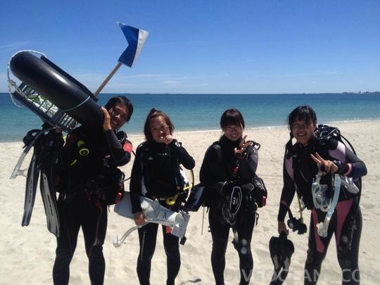 Pre-Divemaster Course