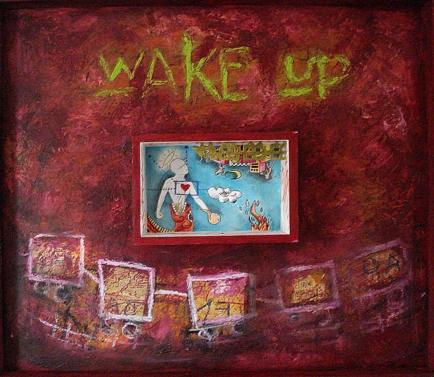 Wake Up / Detalle