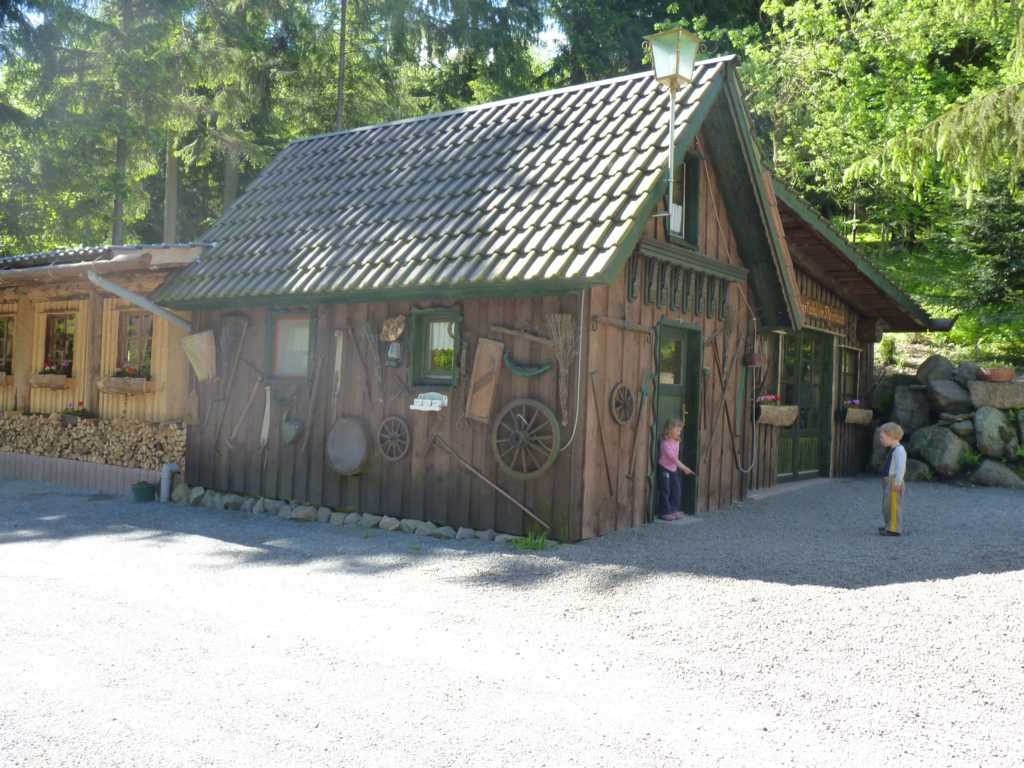Neu !! Das Forsthausstadel