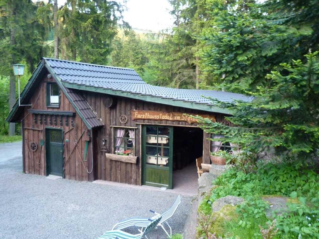 Forsthausstadel