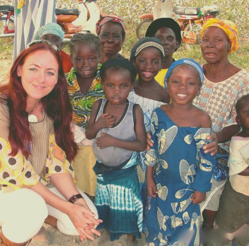 Ulrike Reichert: soziales Engagement selbstverständlich