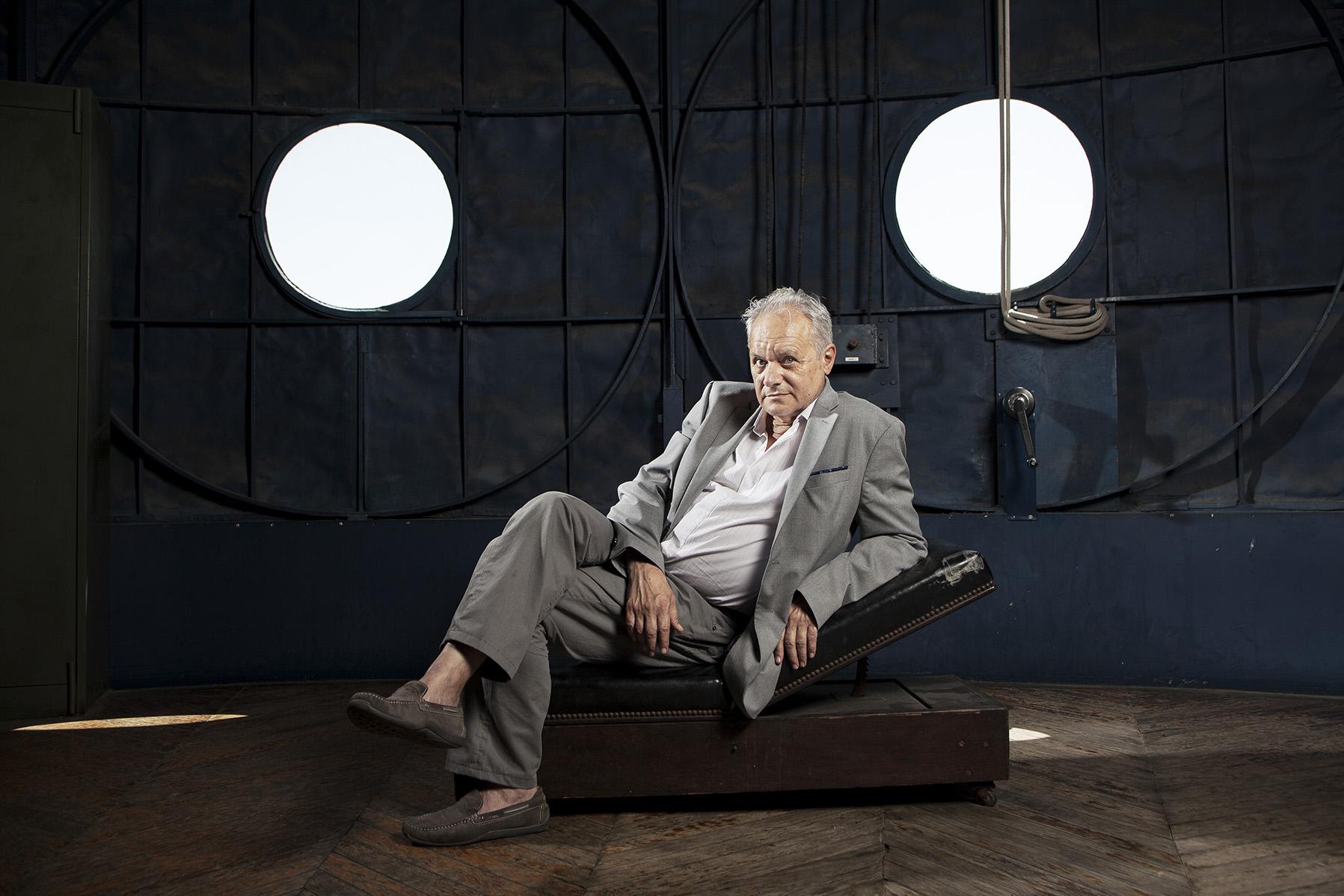 Jean-Pierre Luminet - Astrophysicien