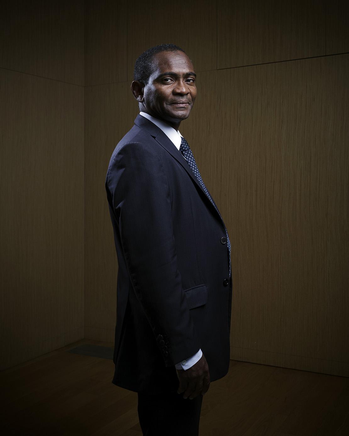 Ibrahim Aboubakar - Député
