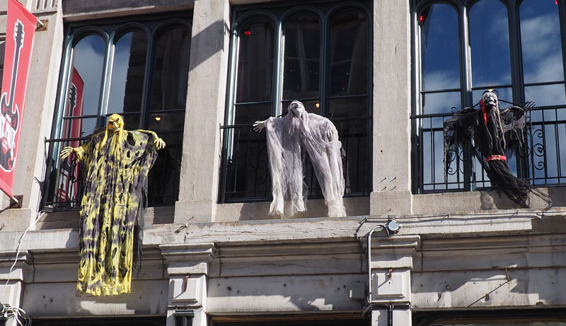 Bild 29 Bald ist Halloween in Montreal