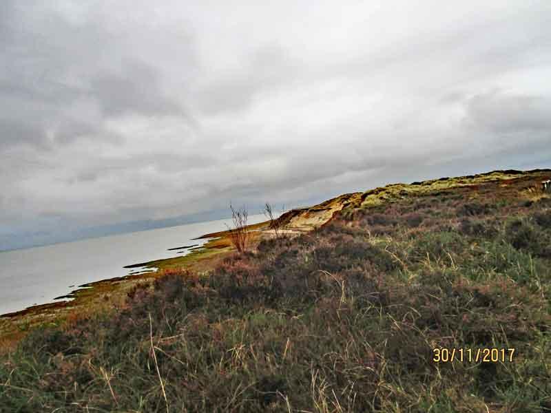 Bild 6 Am Morsumer Cliff