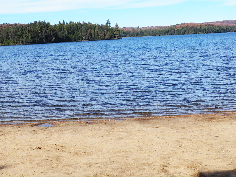 Bild 16 Wanderung zum Canisbay Lake