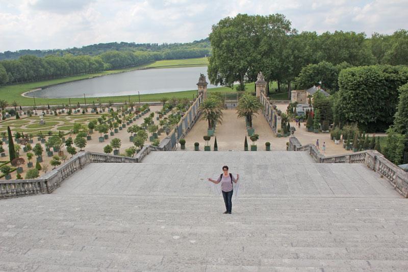 Bild 4 Parkanlagen von Versailles