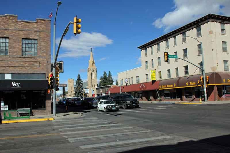 Bild 11 In den Straßen von Laramie