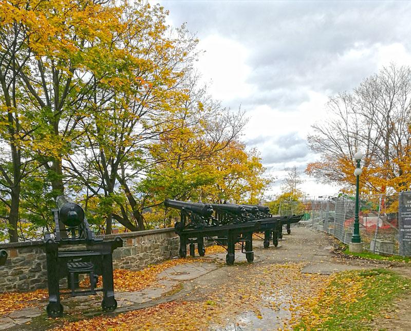 Bild 33 Bummel durch Quebec