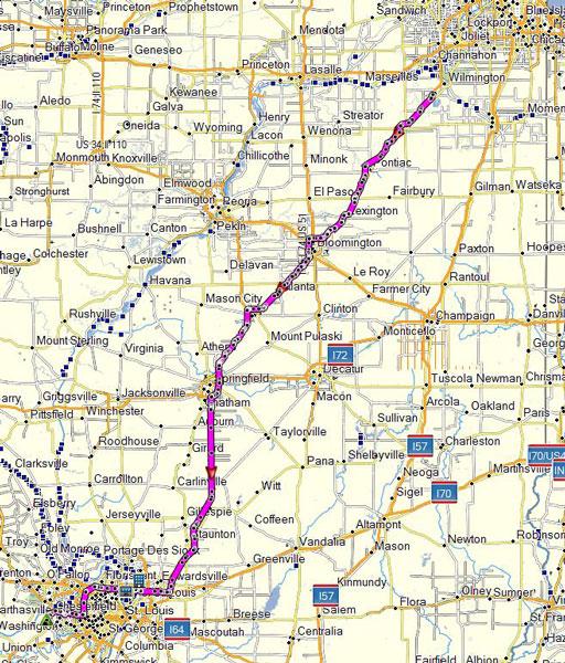 Urlaub, Route66, 2014, Chicago, St. Louis, Oklahoma City, Santa Fe, Albuquerque, Las Vegas, Phoenix, Dallas, Memphis, Springfield