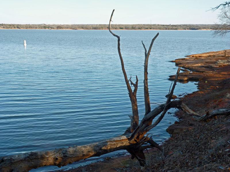 Bild 23 Abendeindrücke am Lake Arcadia