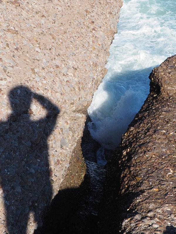 Bild 7 Zwischenstop an der Küste