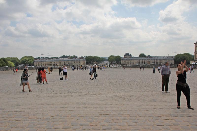 Bild 2 Parkanlagen von Versailles