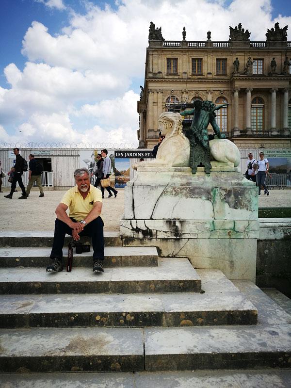 Bild 15 Parkanlagen von Versailles