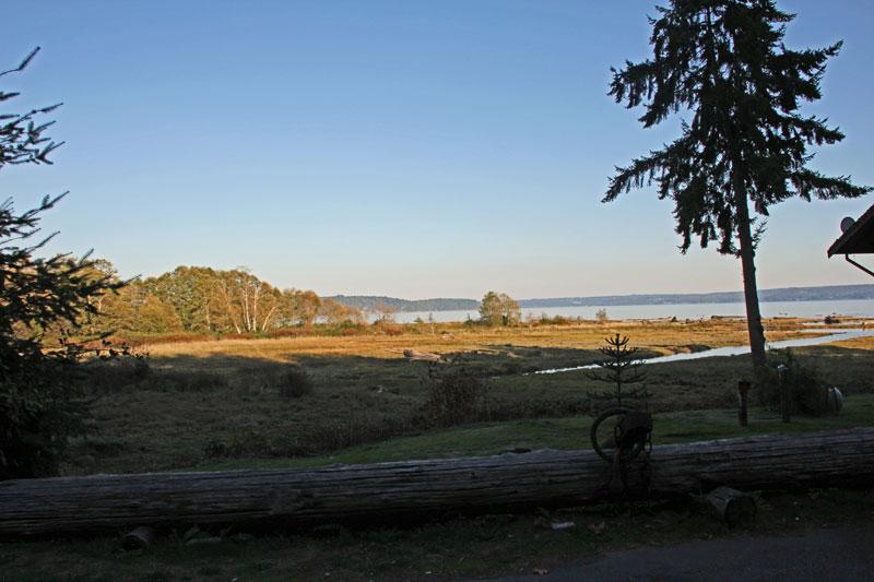 Bild 19 Blick auf das Meer aus dem Restaurant Geo Duck