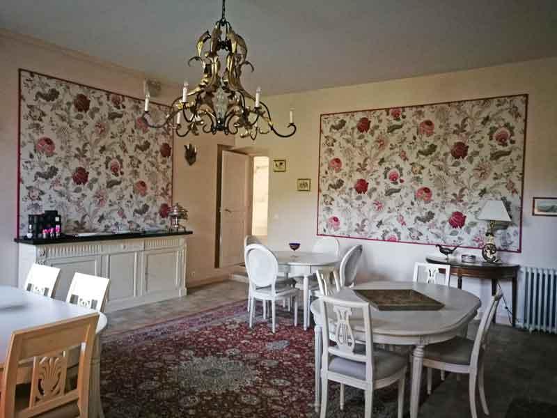 "Bild 20 Frühstückszimmer im ""Manoir de la Fieffe"""