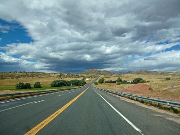 Bild 7 Unterwegs von Estes Park nach Laramie