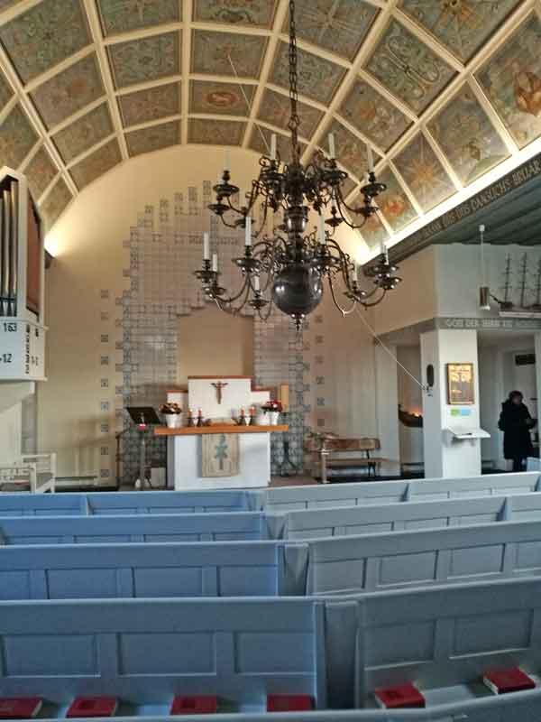 Bild 4 Kirche in Wenningstedt