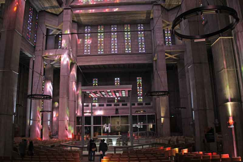 Bild 22 St. Josephs Kirche in Le Havre