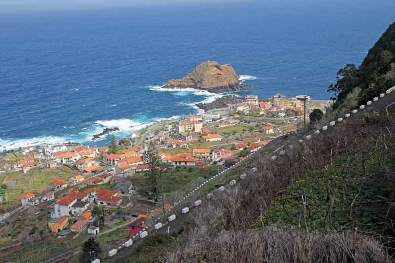 Bild 22 Blick auf Porto Moniz