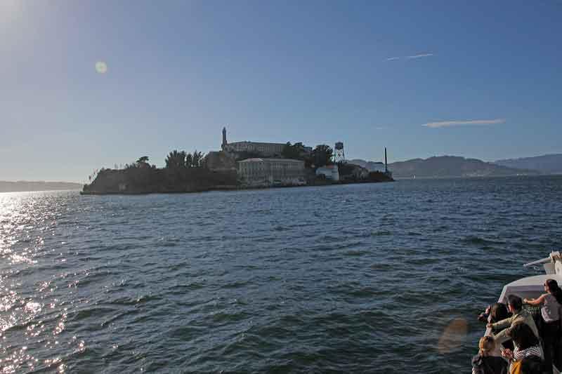 Bild 14 Blick auf Alcatraz