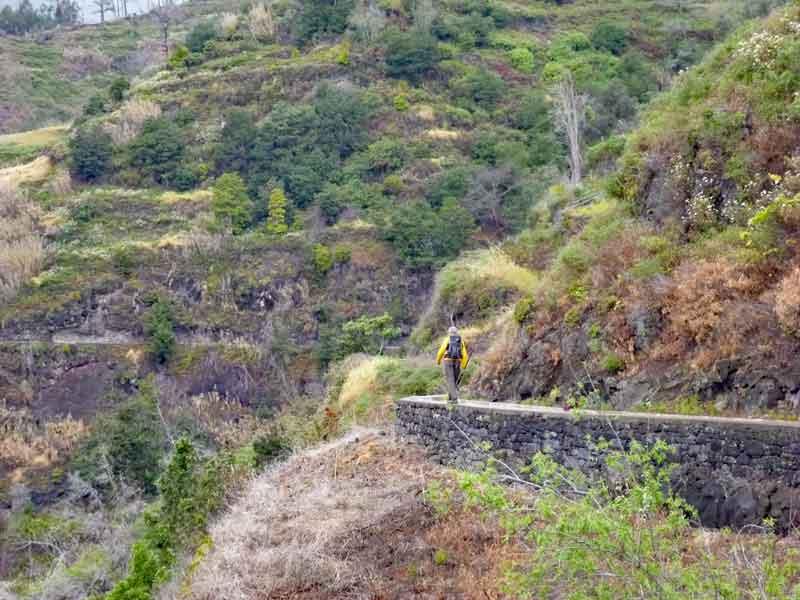 Bild 6 Wanderung auf der Levada Mohino und zurück auf der Levada Nova