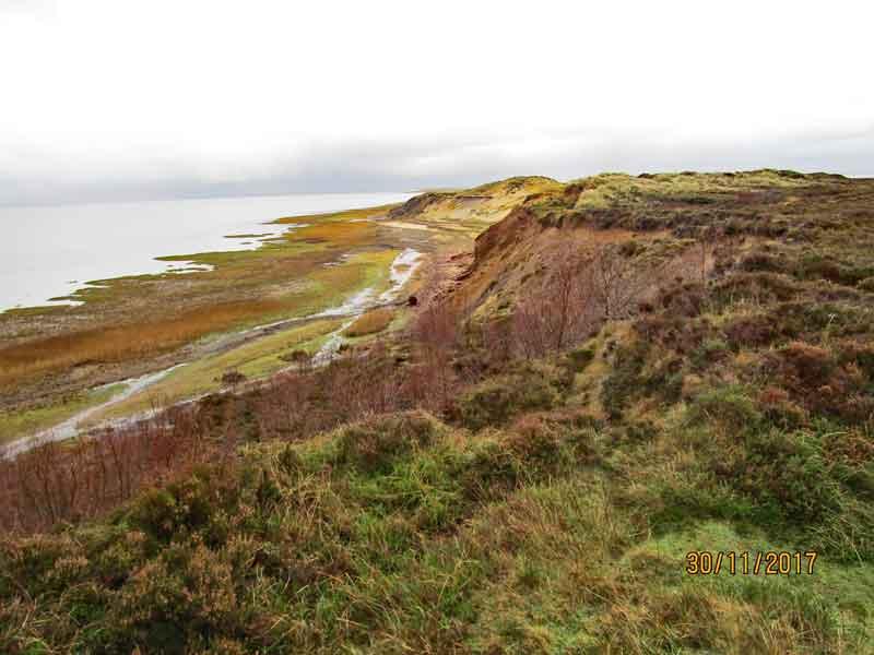Bild 7 Am Morsumer Cliff
