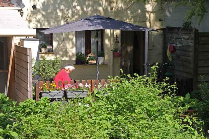 Bild 18 Kleiner Garten in Brügge