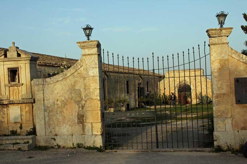"""Unsere Unterkunft heute """"Agritourismo Borgo Alveria"""""""
